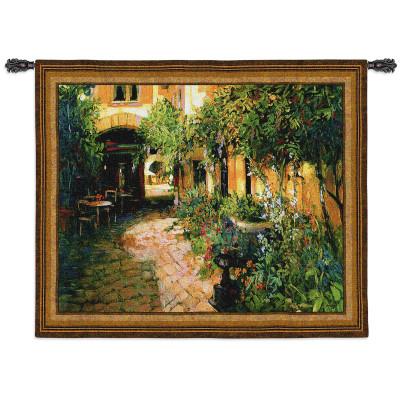 Купить Гобелен Двор в Эльзасе