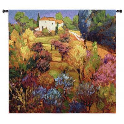 Купить Гобелен Сад весной