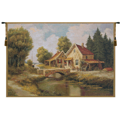 Купить Гобелен Фламандский мост