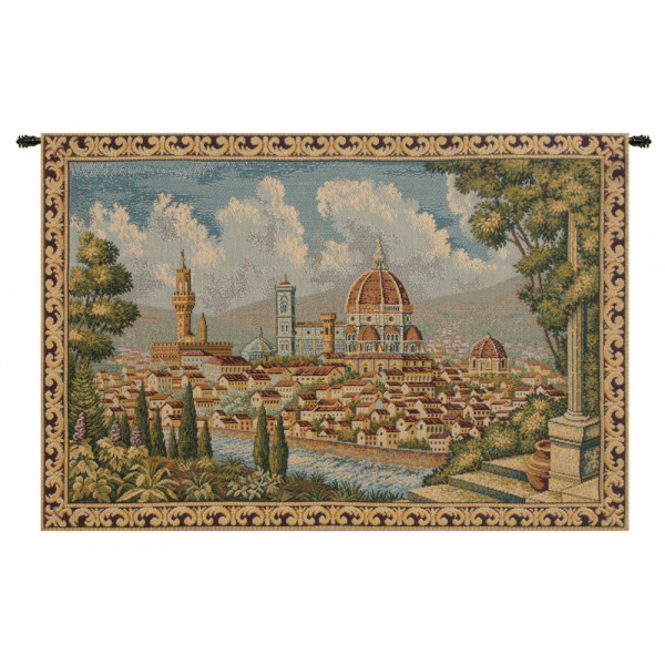 Купить Гобелен Вид Флоренции