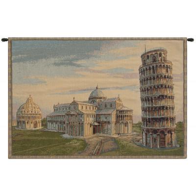 Гобелен Пизанский собор, Баптистерий и Пизанская башня