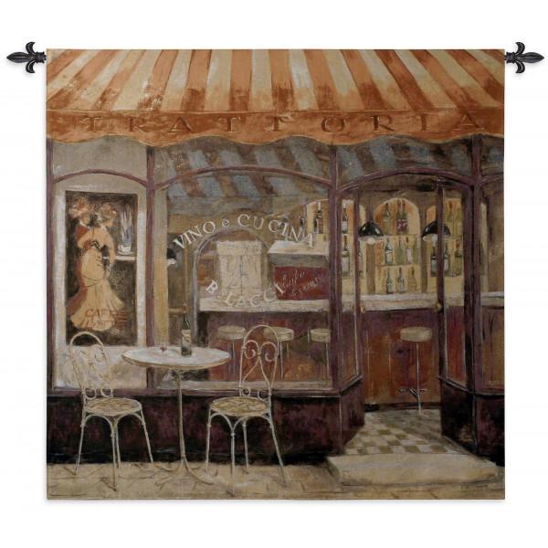 Купить Гобелен Итальянское кафе