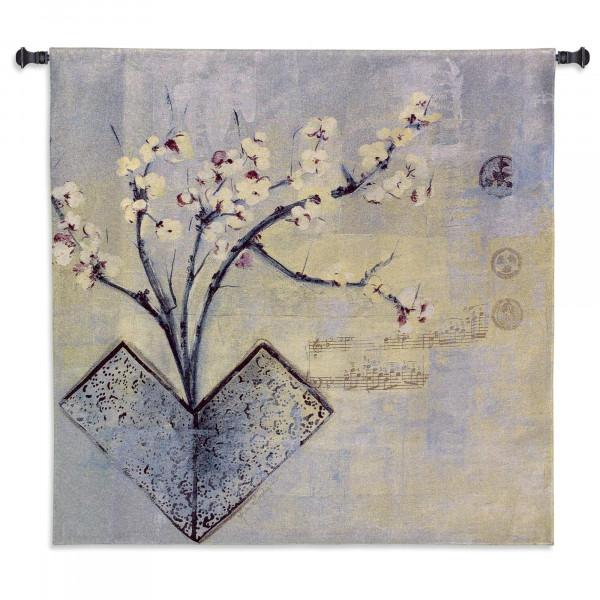 Гобелен Дзэн цветок