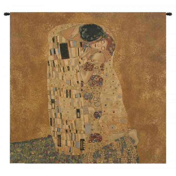 Купить Гобелен Поцелуй I (Климт)