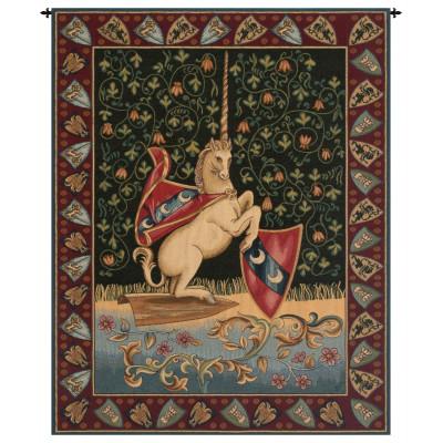 Купить Гобелен Средневековый Единорог