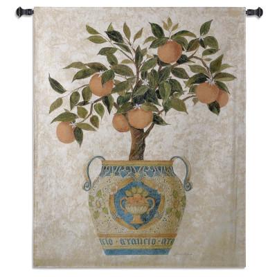 Гобелен Итальянское апельсиновое дерево
