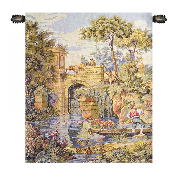 Гобелен Старый мост Понте