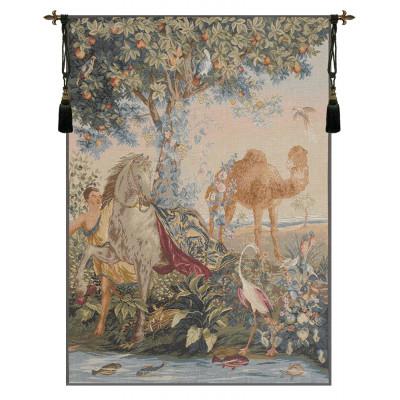 Гобелен Лошадь и драпировка II