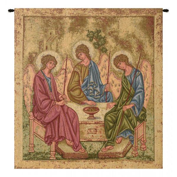 Гобелен Икона Святой Троицы