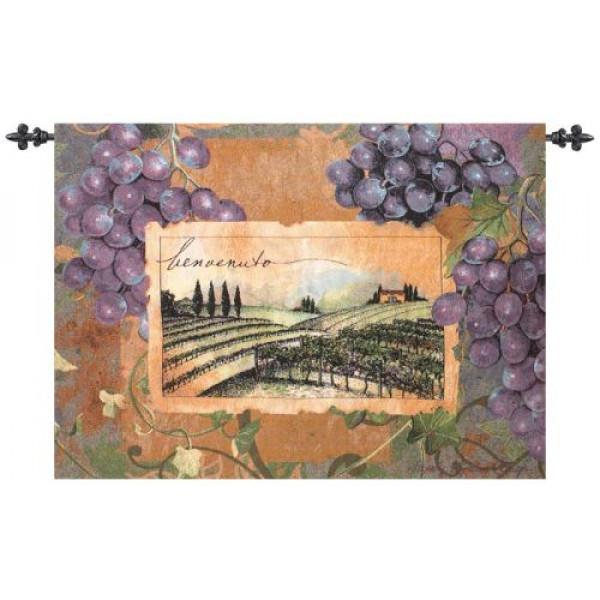 Купить Гобелен Старинные виноградники II