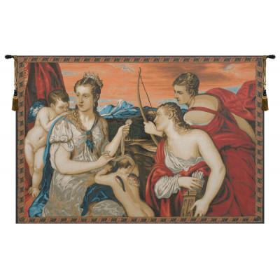 Купить Гобелен Венера с завязанными глазами