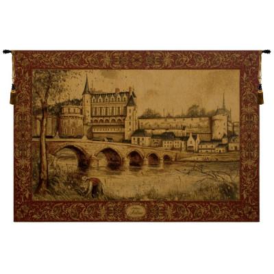 Купить Гобелен Древний замок Амбуаз