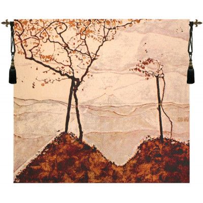 Гобелен Осенние деревья