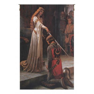 Купить Гобелен Посвящение в рыцари (без границы)