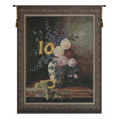 Гобелен Цветочный Сонет