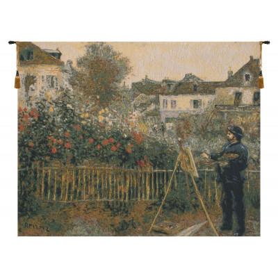 Купить Гобелен Моне-живопись