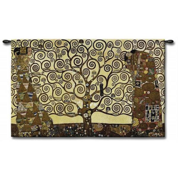 родинки дерево жизни климт постер начали