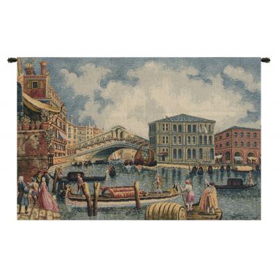 Купить Гобелен Мост Понте ди Риальто II