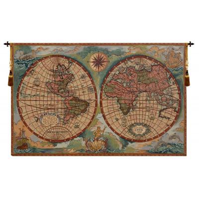 Гобелен Античная карта I (мини)
