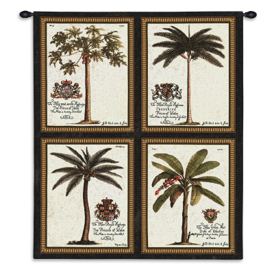 Гобелен Королевские пальмы