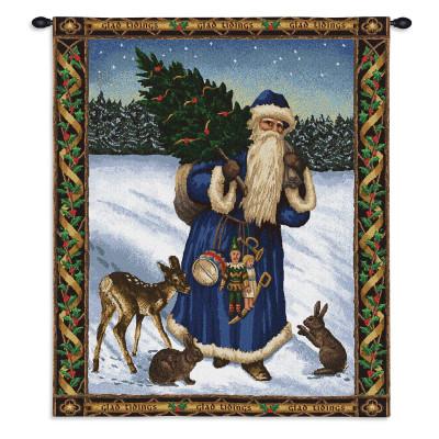 Гобелен Дед Мороз