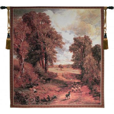 Купить Гобелен Осень в сельской местности