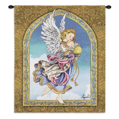 Купить Гобелен Ангел и малыш
