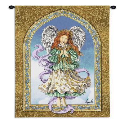 Гобелен Ангел в молитве