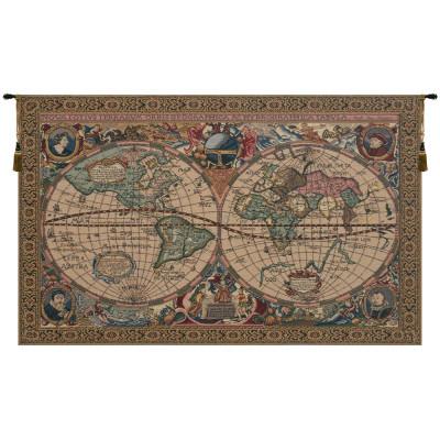 Купить Гобелен Карта (Проекция)