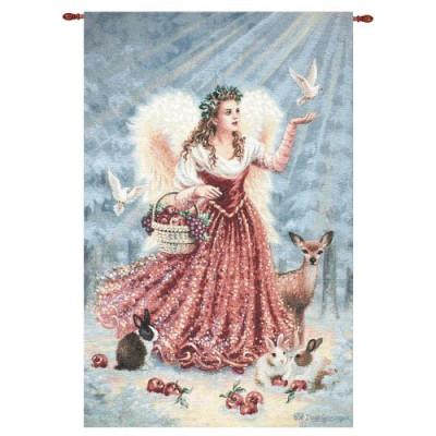 Гобелен Рождественский ангел