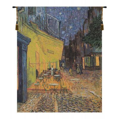 Купить Гобелен Ночная терраса кафе I