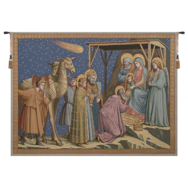 Гобелен Поклонение волхвов (Джотто ди Бондоне)