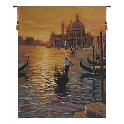 Купить Гобелен Закат в Венеции