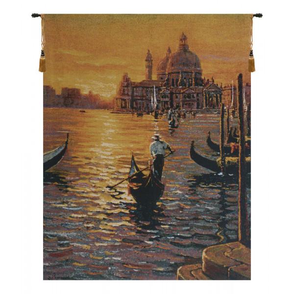 Гобелен Закат в Венеции