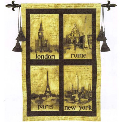 Гобелен Лондон-Рим