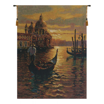 Купить Гобелен Венецианский закат I