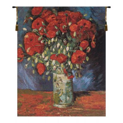 Купить Гобелен Цветы мака