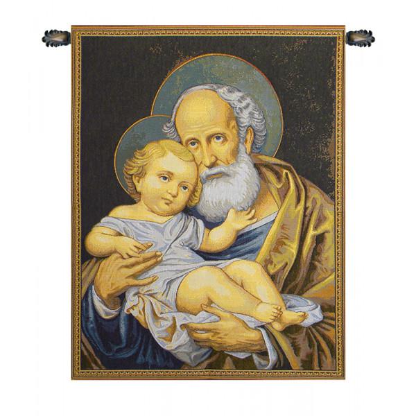 Гобелен Сан Джузеппе Святого Иосифа