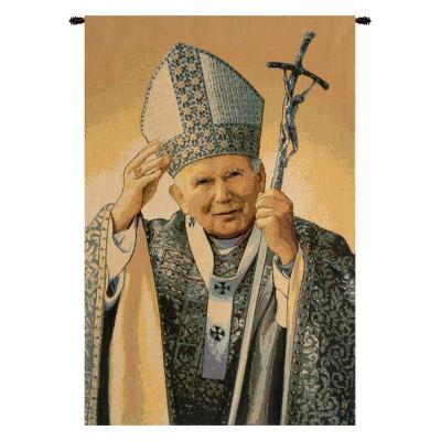 Гобелен Папа Иоанн Павел II