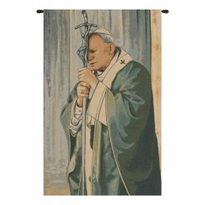 Гобелен Папа Римский Иоанн Павел II