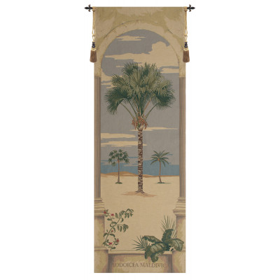 Гобелен Сейшельская пальма