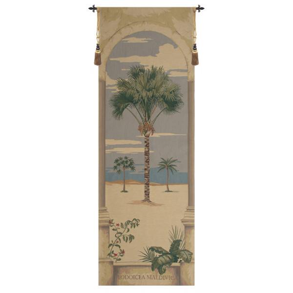 Купить Гобелен Сейшельская пальма