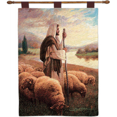 Гобелен Добрый пастырь
