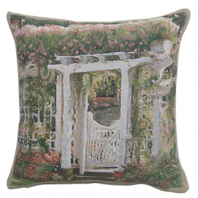 Купить Подушка декоративная Беседка в саду II
