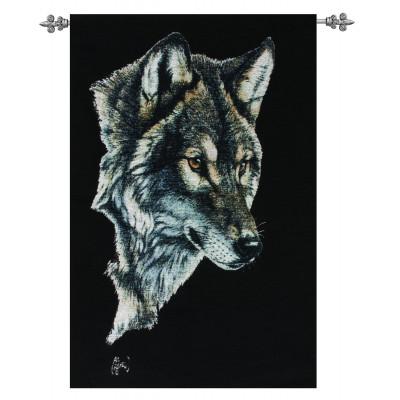 Купить Гобелен Волк