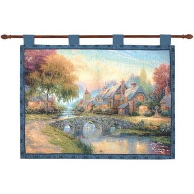 Купить Гобелен Мощеный мост