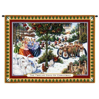 Купить Гобелен Двенадцать дней Рождества