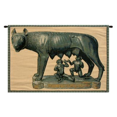 Гобелен Капитолийских волк