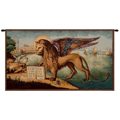 Купить Гобелен Лев в Венеции