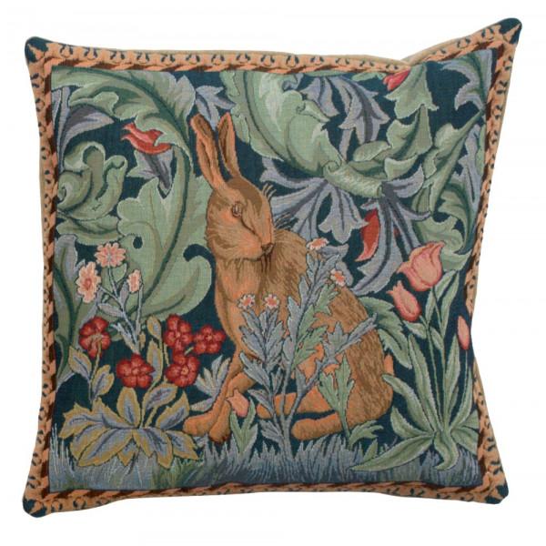 Купить Подушка декоративная Кролик (Уильям Моррис)